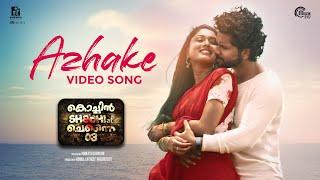 Gambar cover Cochin Shadhi At Chennai 03 | Azhake Video Song | Sunny Viswanath | Manjith Divakar | Official