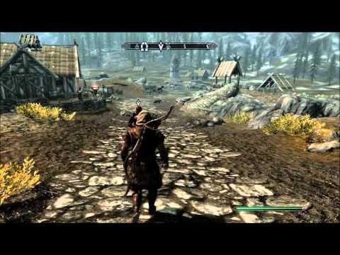 Skyrim Gameplay - Main quest -