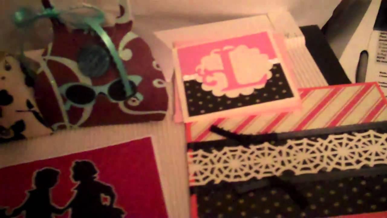 Cricut Card Making Ideas Youtube Part - 16: Cricut Card Making Ideas From Cricut Cartridges - YouTube