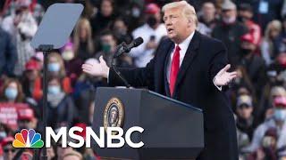 Trump White House Surrenders To The Coronavirus | Morning Joe | MSNBC