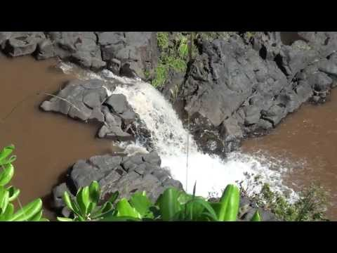 Seven Sacred Pools-Maui (With Facts/Figures + Music)