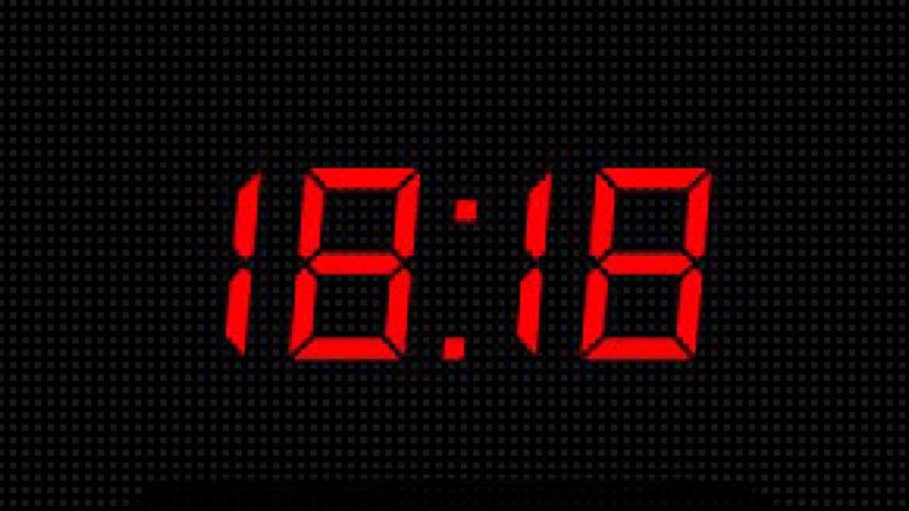 Одинаковые числа на часах, что они означают?