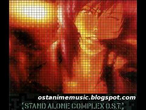 Ghost in the Shell - where does this ocean go? music