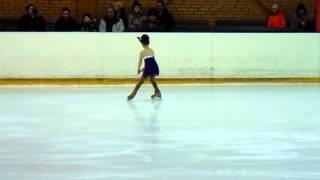 Катя Хабарова  (3 юношеский по фигурному катанию)