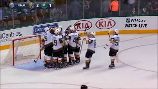 Vegas Golden Knights first win in franchise history
