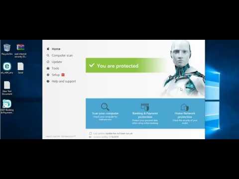 Eset Internet security 10 x32   x64 Final + التفعيل