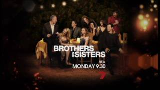 Brothers and Sisters - season five promo 2011 - Seven Network