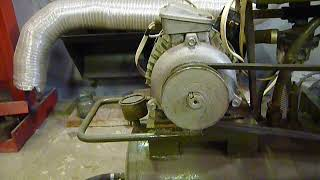 Самодельный компрессор из Зиловского