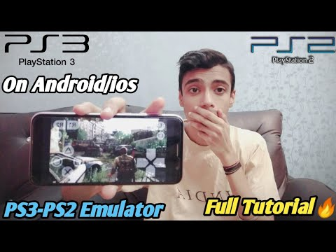 Download PS3/PS2 Emulator On Android/ios |How To Play Ps3 And Ps2 Games On Android/ios Full Tutorial