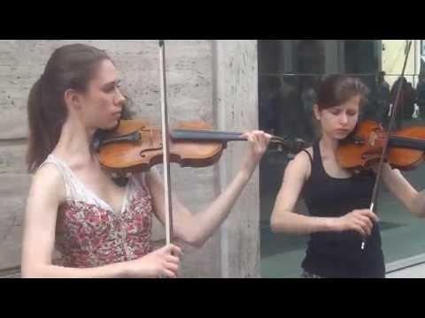 Musica e Canzoni con Violino - Estate Roma