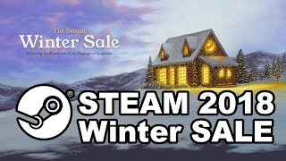 Steam Winter Sale 2018/2019, Games, Badges & Cards! Christmas Holiday Sale Best Deals   Dates!