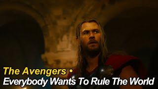 The Avengers • Everybody Wants To Rule The World