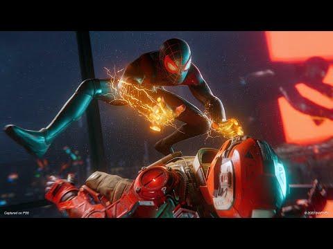 ¡SPIDER-MAN: MILES MORALES para PS5! (trailer 4K)