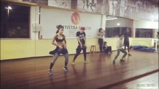 rihanna kiss it better coreografia choreography com aline riscado