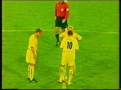 Metalurg Zaporozhye 1 Leeds United 1 UEFA Cup R1,L2 (19 Sept 2002)