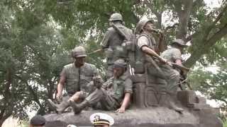 Lễ mừng chiến thắng tượng lính VNCH