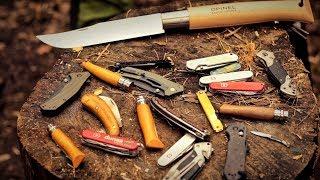 Самый большой складной нож в мире | DBK на русском | Перевод Zёбры
