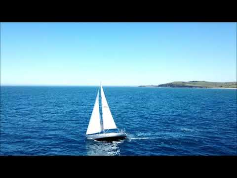 Aztec, Alloy Cole 42 yacht off Gerringong. Part 2.