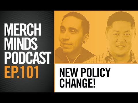 EP. 101 - NEW DRUG / CUSS WORD CONTENT POLICY CHANGE!