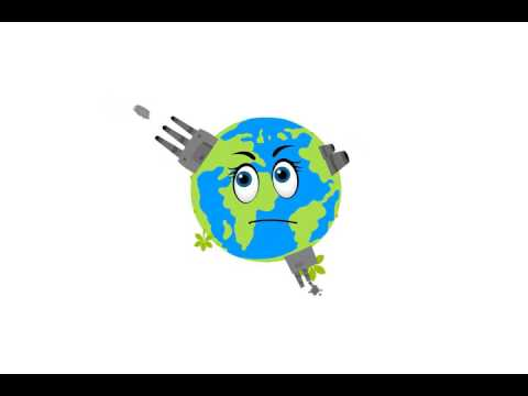 Stop Pollution Short Animation