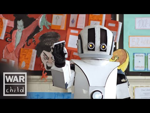 Escape Robot - the effects of war on children
