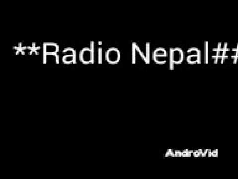 Hindi program from #Radio nepal#