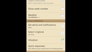 How to set custom ringtones in S Planner on a Samsung Galaxy S3