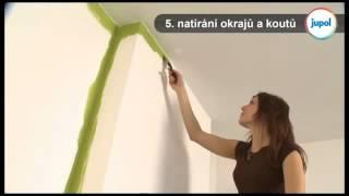 Ako postupovať pri maľovaní?