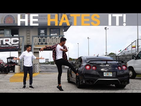 GTR Review | My New Car | The Ultimate Japanese Supercar!