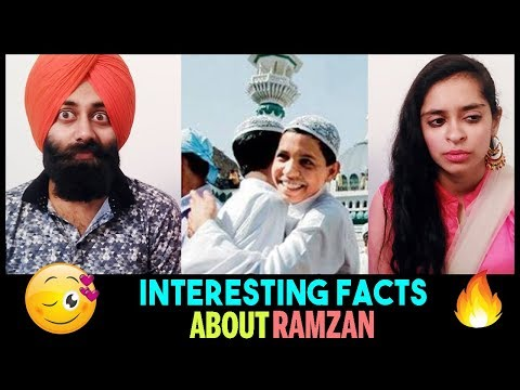 Punjabi Reaction (Review) on Interesting Facts about Ramzan | PunjabiReel TV