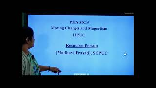 II PUC | PHYSICS | CET/JEE/NEET| MOVING CHARGES & MAGNETISM
