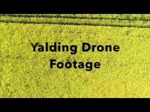 Yalding Drone Footage