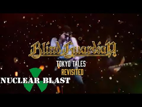 BLIND GUARDIAN - Tokyo Tales (OFFICIAL INTERVIEW)
