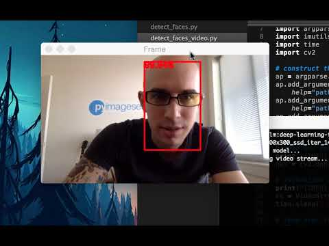 Face detection with OpenCV and deep learning - PyImageSearch