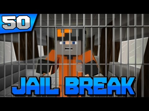 Minecraft: JAIL BREAK! - EP50 - What a STEAL!