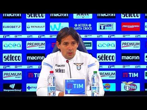 Le parole di mister #Inzaghi alla vigilia di #LazioTorino