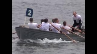 Чемпионат по гребле на ялах прошел во Владивостоке