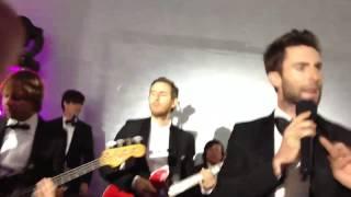 "Maroon 5 ""Sugar"" Crash Wedding"