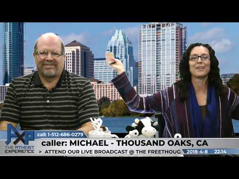 Creation Reset & Taboo Against Incest | Michael - Thousand Oaks, CA | Atheist Experience 22.14