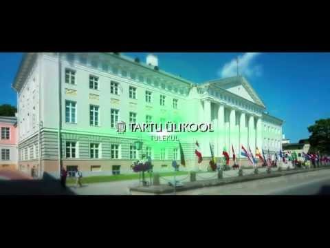 Tartu Ülikool - Teaser campaign