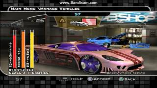 Midnight Club 3 DUB Edition Remix Garage(Played on PCSX2 (PS2 Emulator), viewing my cars TIP: Do not just highlight the next car, highlight the same vehicle that is being shown, or cycle through the ..., 2016-03-23T04:48:01.000Z)