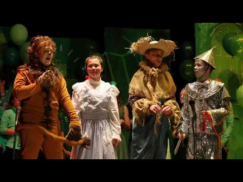 The Wizard of Oz at St. Joseph's School