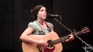 "Gina Holsopple ""Old Pine Tree"" Live at KDHX 9/11/11"