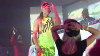 "Riff Raff Takes Molly + Performs ""How To Be The Man"" Live in San Antonio"