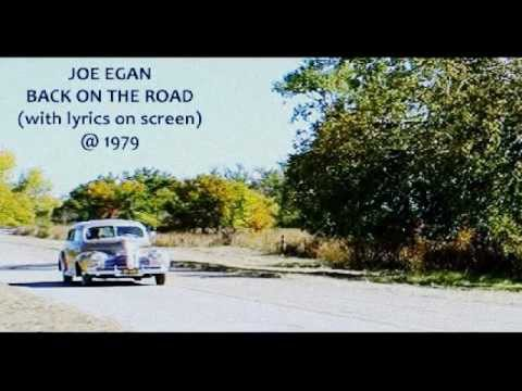 Joe Egan - Back On The Road ( + lyrics 1979)