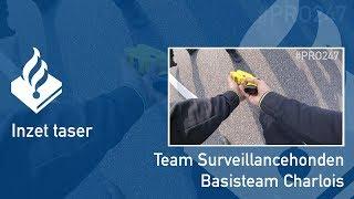 Dutch Police #PRO247 taser usage