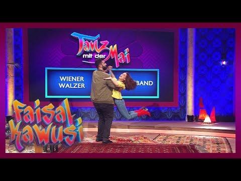 Dance Challenge! Tanz mit der Mai - Faisal Kawusi Show