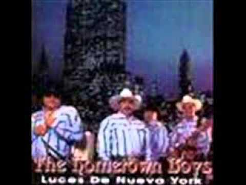 The  Hometown  Boys  - Luces  De  Nueva  York.