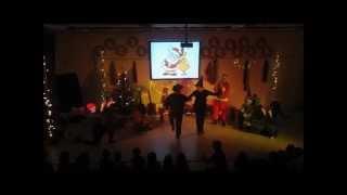 Tomteorkestern 2012 - Glitter i granen och rendans