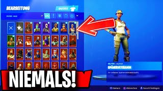 Spectator gives me his EXTREM RARE Fortnite account (incredible)